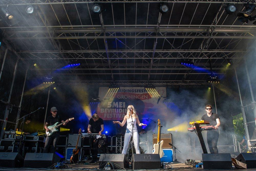 Bevrijdingsfestival #2018